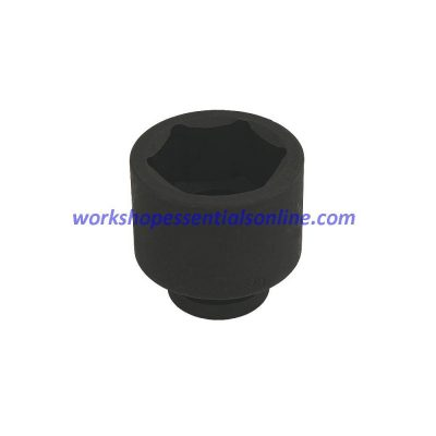 "1"" Drive 65mm Impact Socket 6 Point Trident T950065"