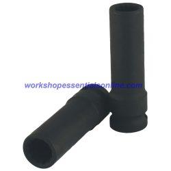 "1/2"" Drive 17mm Deep Impact Socket 12 Point Trident T933117"