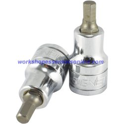 "1/2"" Drive 8mm Hex Bit/Allen Socket Signet S23888 Professional Quality Tools"