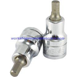 "1/2"" Drive 9mm Hex Bit/Allen Socket Signet S23889 Professional Quality Tools"