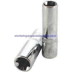 """1/2"""" Drive E16 Deep E-Torx Socket Trident T130616 Free P&P"""