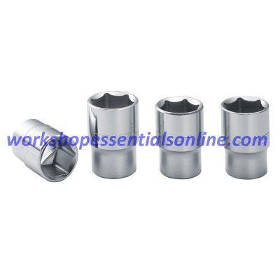 "1/2"" Drive Metric Socket Set 10 - 24MM 14Pc Standard Length Signet S13335"