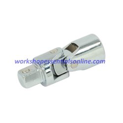 "1/2"" Drive Universal Joint / UJ in polished chrome Signet S13509"