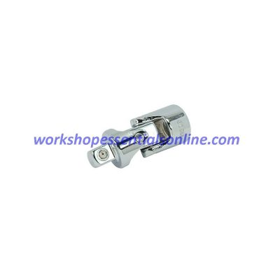 """1/4"""" Drive Universal Joint / UJ in polished chrome Signet S11509"""
