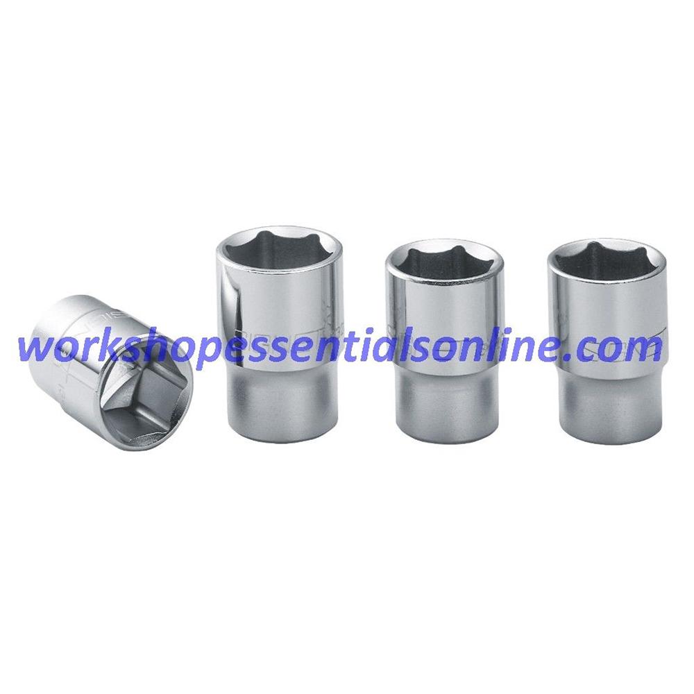 "14mm Socket 1/2"" Drive Standard Length 6 Point Signet S13314"