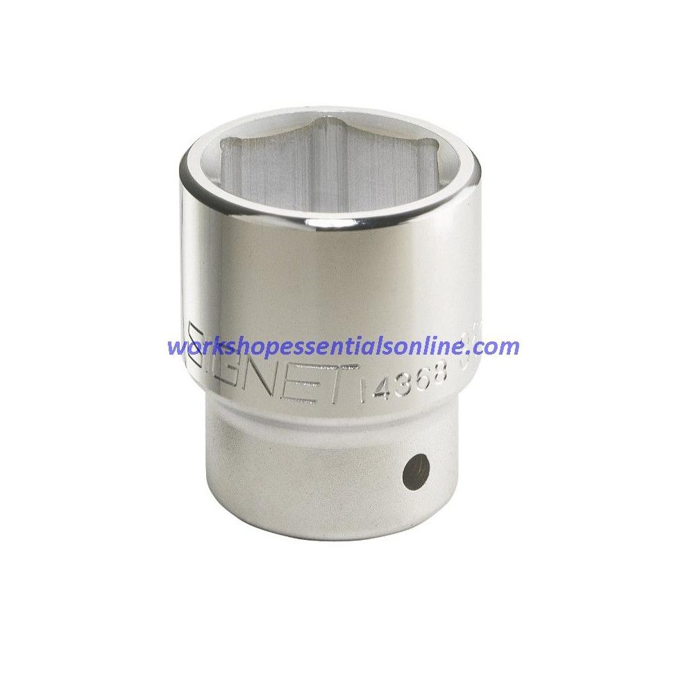 "23mm Socket 3/4"" Drive Standard Length 6 Point Signet S14355"