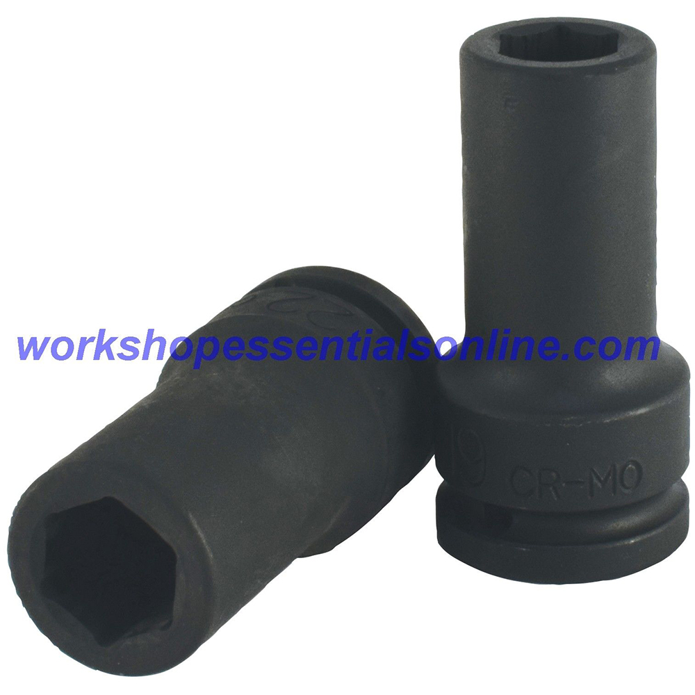 "3/4"" Drive 33mm Impact Socket 6 Point Trident T940133"