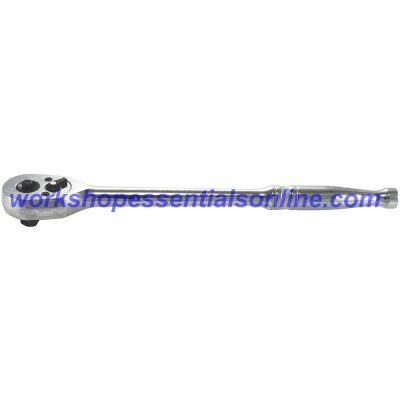"""3/8"""" Drive Extra Long Quick Release Ratchet 42 Tooth Length 240mm Signet S12534"""