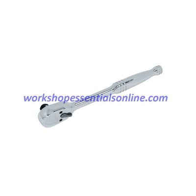 """3/8"""" Drive Ratchet 36 Tooth 195mm/71/2"""" Long Trident T122100 Professional Standard"""