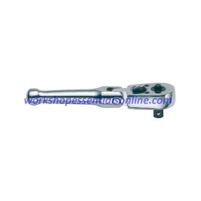 3/8 Drive Stubby Handle Flex Head Quick Release Ratchet Signet S12531