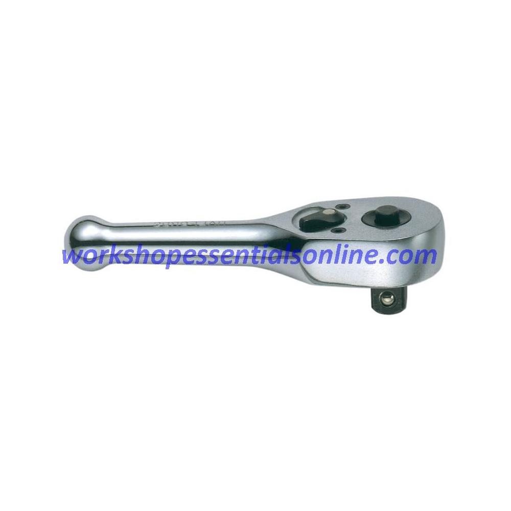 3/8 Drive Stubby Handle Quick Release Ratchet Signet S12530