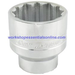"50mm Transit Van Hub Nut Socket 3/4"" Drive Standard Length 12 Point T452350"