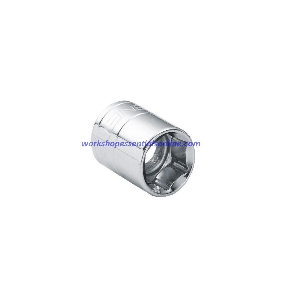 "6mm Socket 3/8"" Drive Standard Length 6 Point Signet S12306"