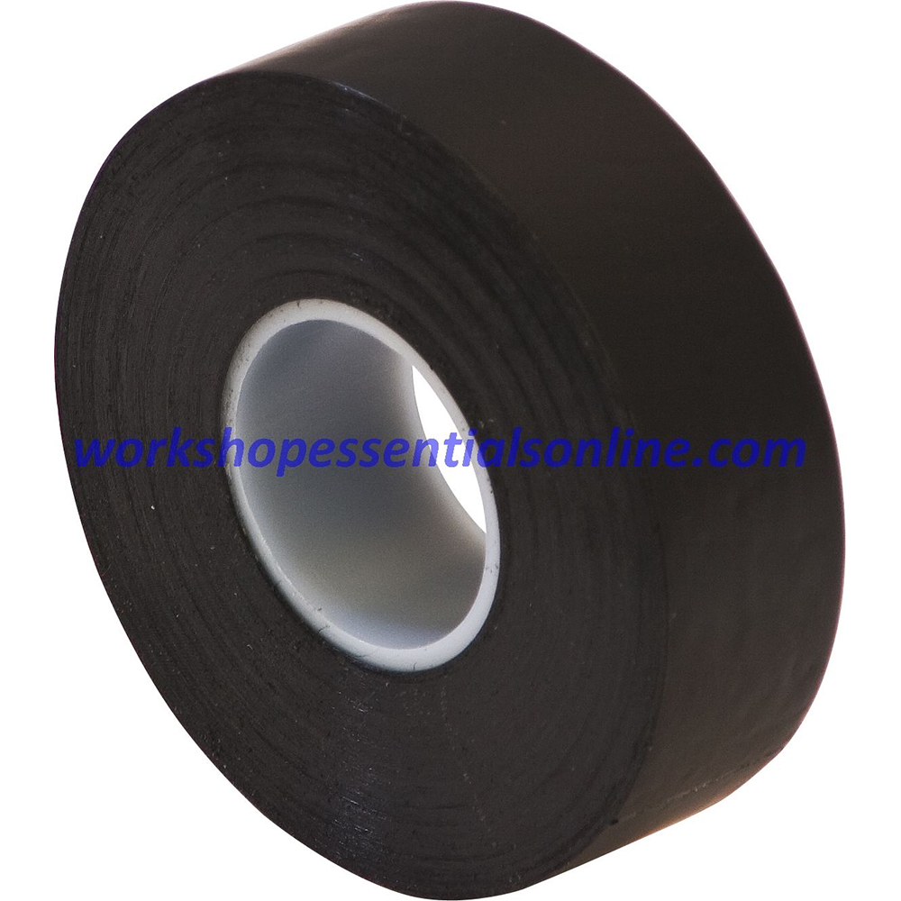 Advance 'AT7' PVC Insulation Tape Pack of 10 - Colour Black