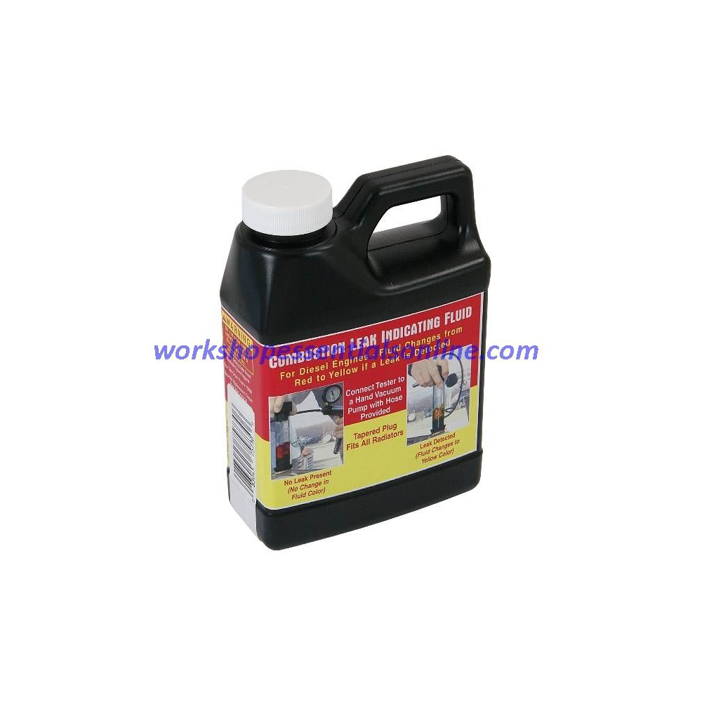 Block Test Fluid for Diesels for Head Gaskets & Cylinder Heads BT500