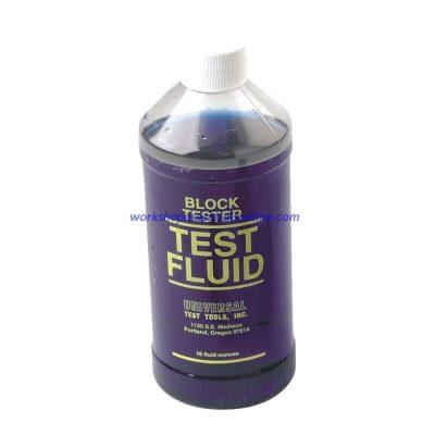 Block Test Fluid for Petrol Engines Head Gaskets & Cylinder Heads BT500