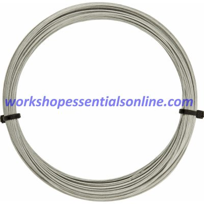 Bowden Control Cable 1.5mm Dia in Various Lengths 1 Metre-30 Metres Free Post