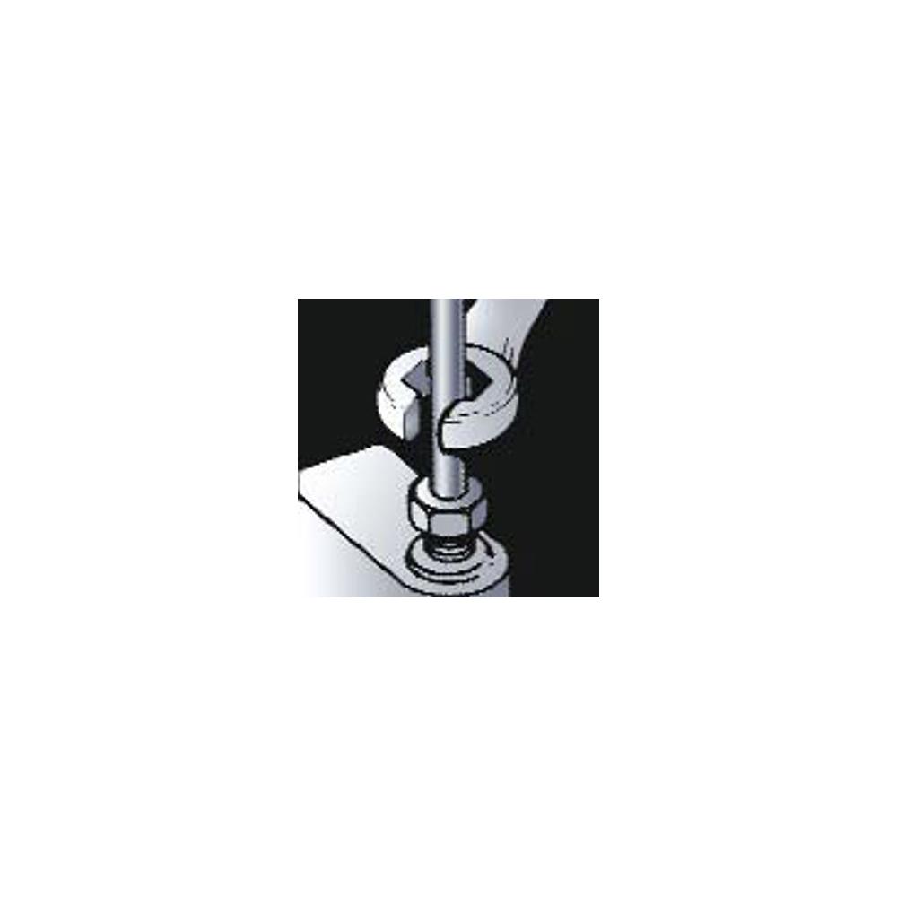 Brake Pipe/Flare Nut Metric Spanner Set 9-11,10-12,13-14,15-17mm Signet S33720