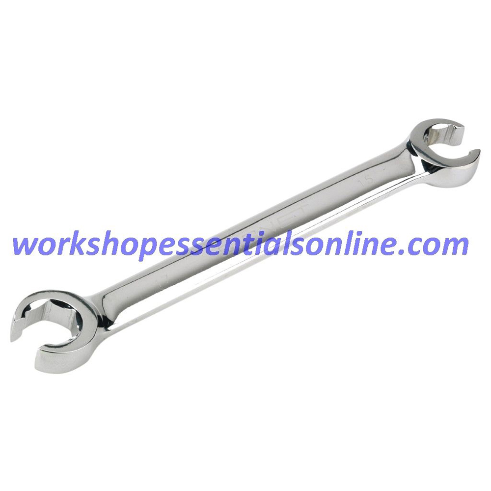 "Brake Pipe/Flare Nut Spanner 1/2""-9/16"" SAE Split Ring Single-Hex Signet S33704"