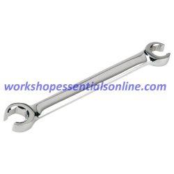 "Brake Pipe/Flare Nut Spanner 3/8""-7/16"" SAE Split Ring Single-Hex Signet S33703"