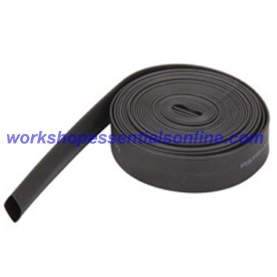Heat Shrink Tubing Black 2:1 Various Lengths Up to 15 Metres Wire Waterproofing