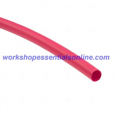 Heat Shrink Tubing Red 2:1 Various Lengths Up to 15 Metres Wire Waterproofing