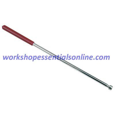 Magnet Pickup Tool Neodymium Lifts Over 2kg 375-700mm Extending Shaft M20X