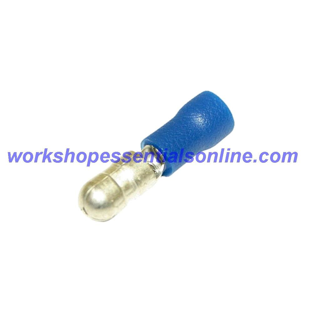 Male Bullet Connectors Insulated Electric Crimp Terminals Red-Blue-Yellow