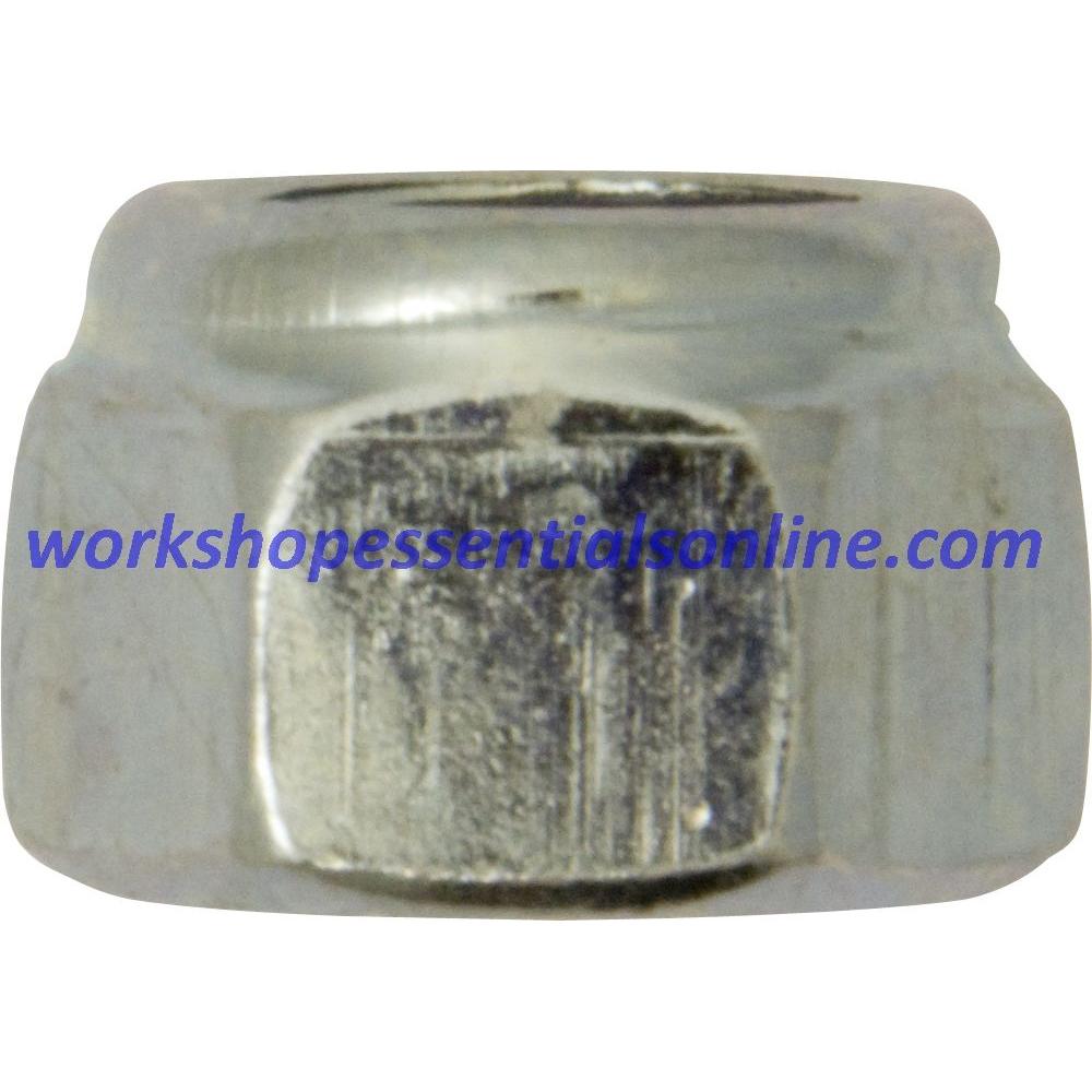 Metric Nyloc Nuts Grade '8' M6 M8 M10 M12 Assorted in Plastic Box 300 Items AB15