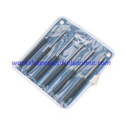 Metric Pin Punch Set Mayhew USA MA4101K 6Pc 3,4,5,6,7,8mm