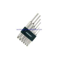 Pin Punch Set 6 Piece Signet S60501 2,3,4,5,6,8 mm