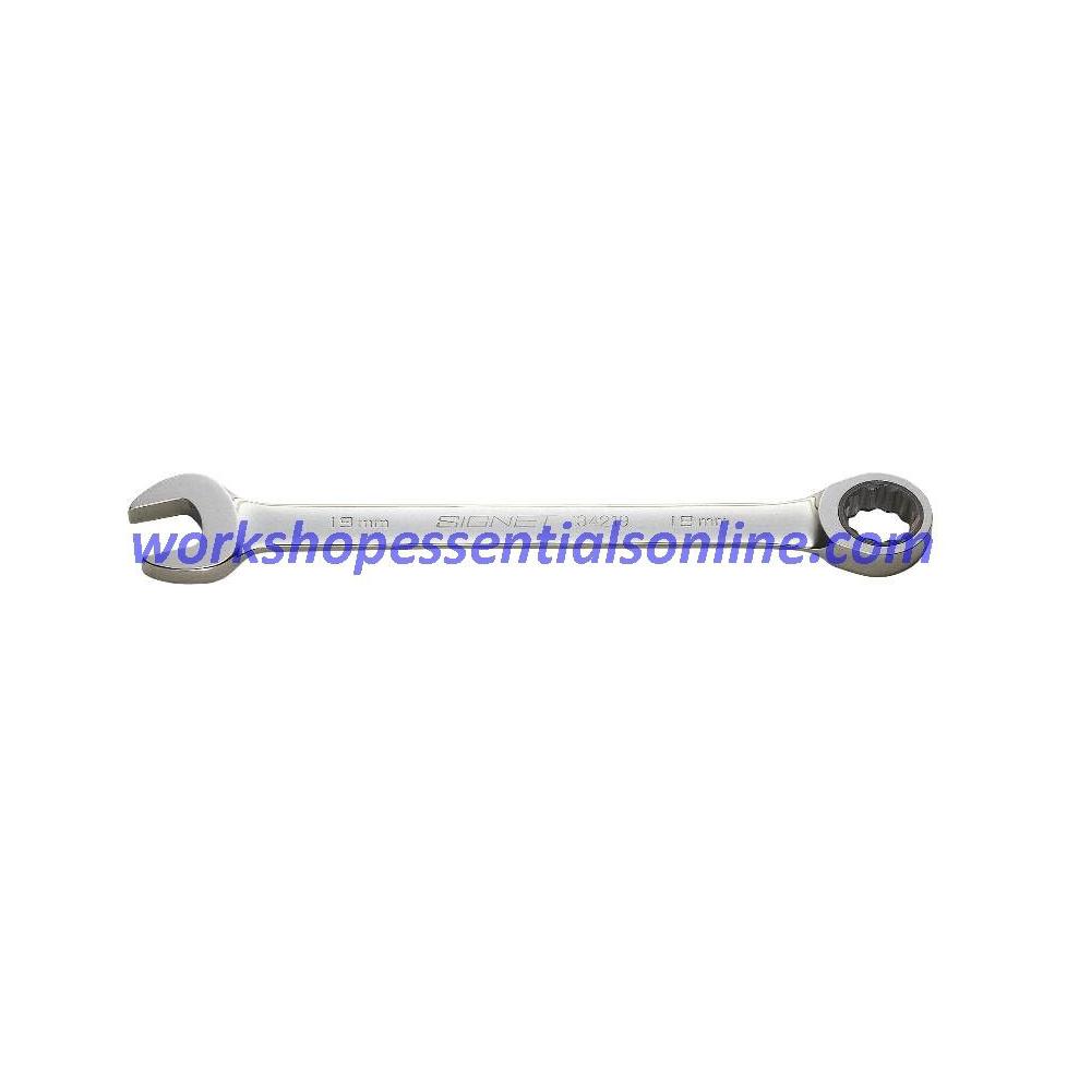 Ratchet Ring Spanner 10mm Signet S34210
