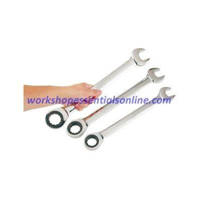 Ratchet Ring Spanner 15mm Signet S34215