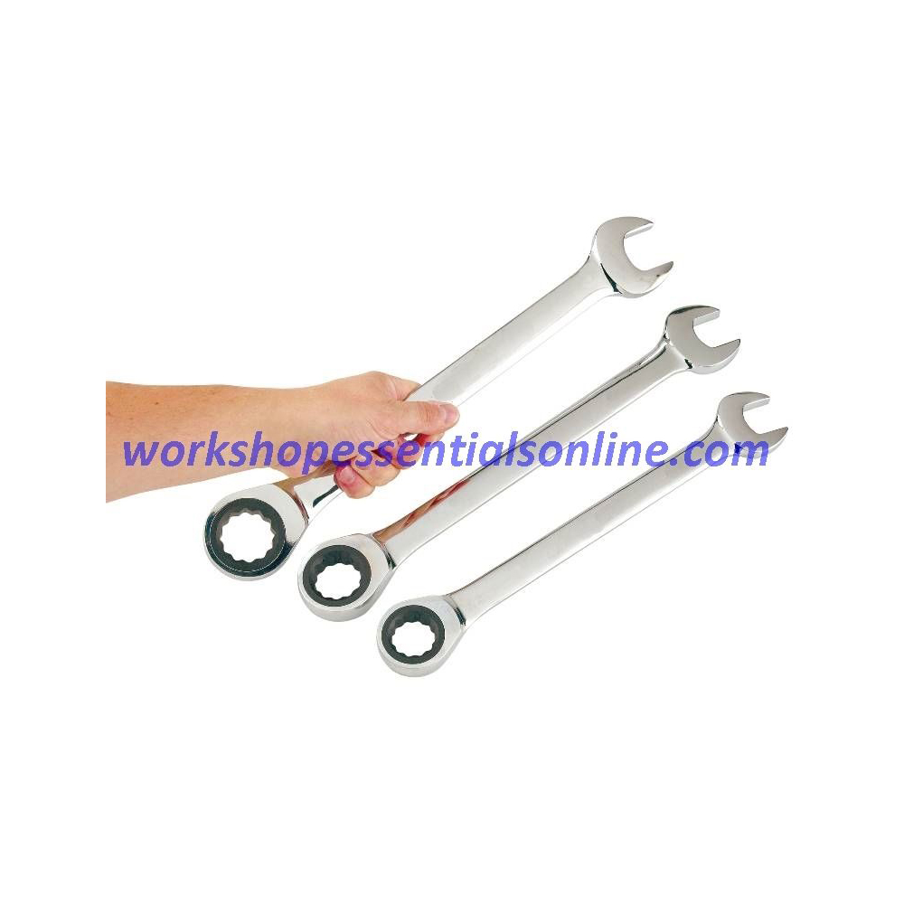 Ratchet Ring Spanner 30mm Signet S34228