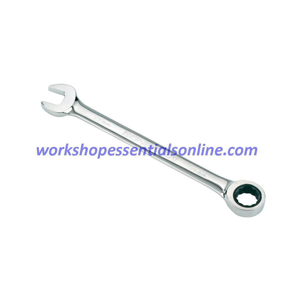 Ratchet Ring Spanner 6mm Signet S34206