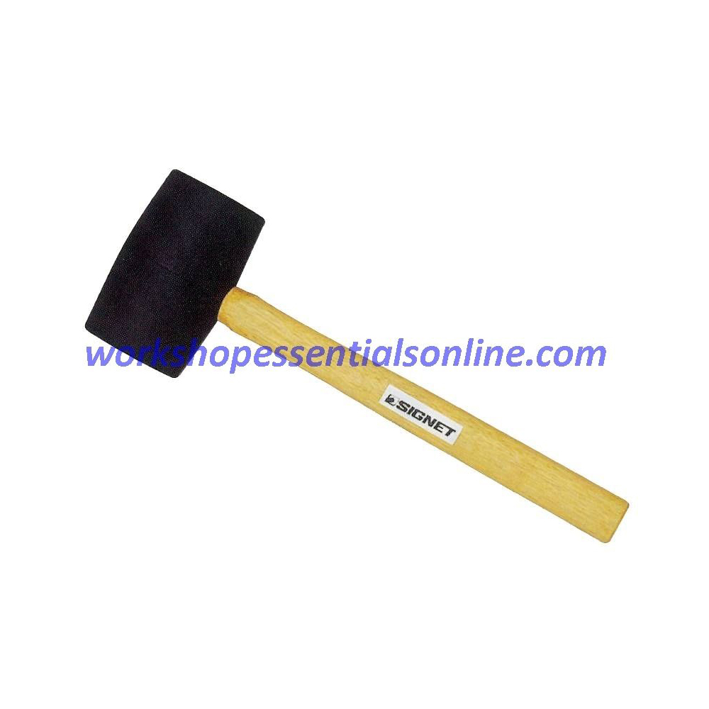 Rubber Mallet Signet S80224 680g/1.5 Pounds
