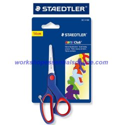 Staedtler Noris Club Right-Handed Kids Hobby & Craft Scissors (14cm)