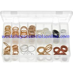 Sump Plug Washers Assorted 12 Types Suit Most Cars See Listing 220 Pieces AB117
