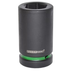 "1"" Drive Deep 6 Point Impact Socket 60mm"