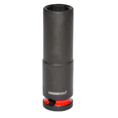 "3/8"" Drive Deep Impact Socket 21mm 6 Point"