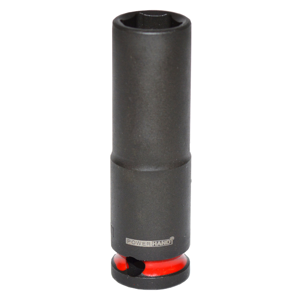 "3/8"" Drive Deep Impact Socket 12mm 6 Point"