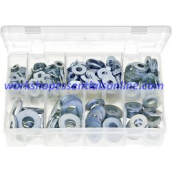 Imperial Flat Washers 'Table 4'. 530 Pieces. AB109