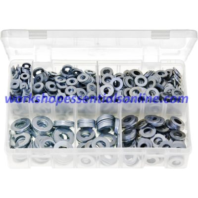 Imperial Flat Washers 'Table 3'. 1,000 Pieces. AB20