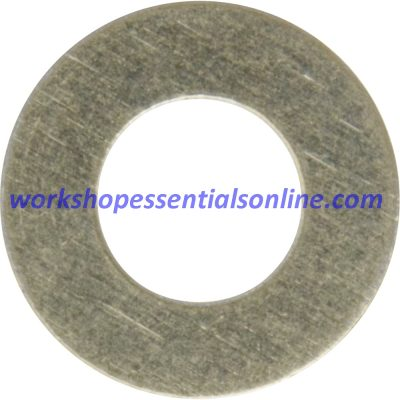Shim Washers. Zinc Plated Steel. 400 Pieces. AB28