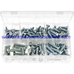 UNC Set Screws High Tensile. 150 Pieces. AB7