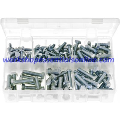 UNC Set Screws High Tensile. 150 Pieces. AB7