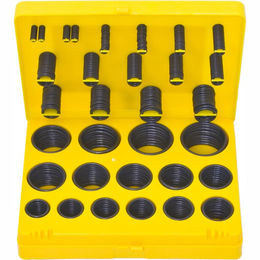 Metric O-Rings Service Kit. 404 Pieces. AB100