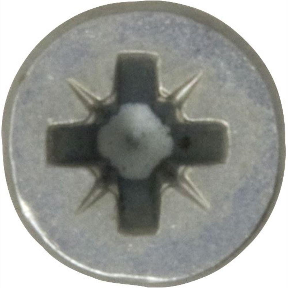 Pozi Multi-Use Screws - Countersunk. Zinc Plated. 525 Pieces AB140