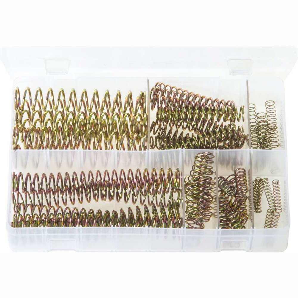 Compression Springs. Assorted Box. 70 Pieces. AB89