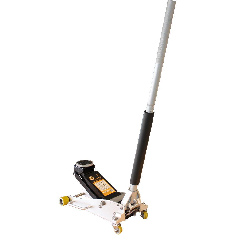 Trolley Jack 1.25 Ton - Lightweight Aluminium. OM-2701201